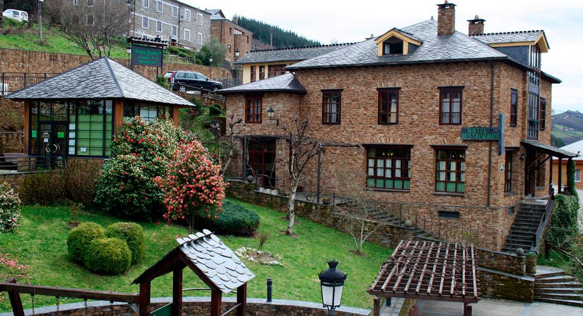 Casa pedro asociaci n de turismo los oscos - Casa pedro santa eulalia de oscos ...