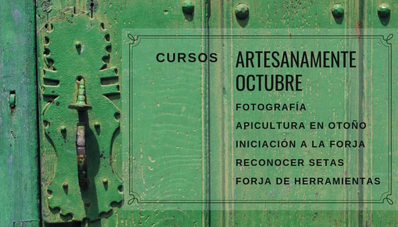 agenda octubre artesanamente