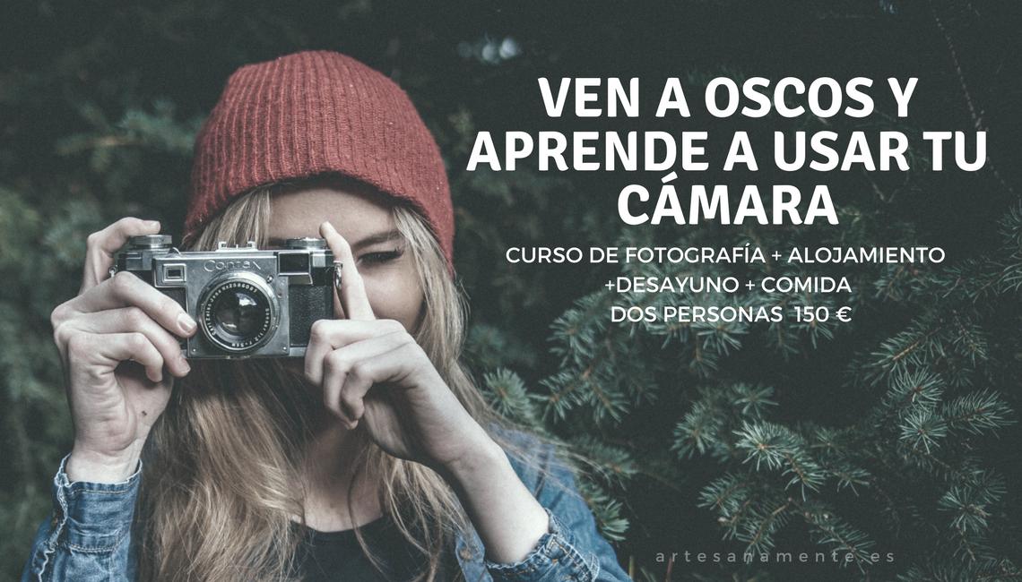 Curso de Fotografía en Santa Eulalia de Oscos