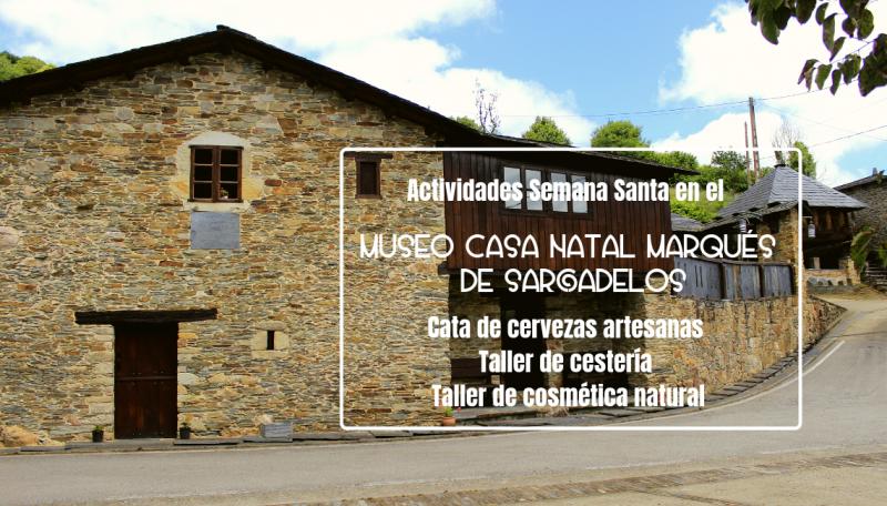 Fachada Museo casa natal marqués de sargadelos